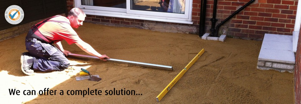 We Can Offer a Complete Solution